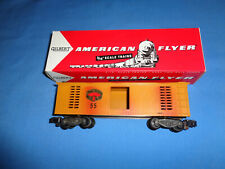 American Flyer # 24055 The Gold Belt Line Boxcar with Reproduction Box