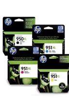 4x Genuine HP Ink Cartridges 950XL+951XL For OfficeJet Pro 276DW 8100 8600