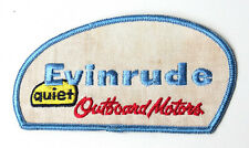 Ecusson pêche Evinrude outbooard / Fishing patch