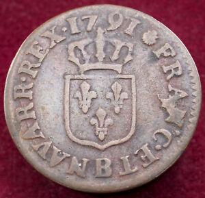 France Liard 1791 B (H2804)