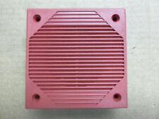 FCI Fire Alarm Speaker 136-90003 9-31 VDC 75 db min at 10 feet