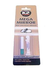 Spiegelkleber Rückspiegel Auto Spiegel Glas Kleber K2 Mega Mirror 0,6ml