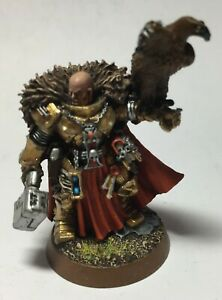 40K Citadel Inquisitor Coteaz Painted