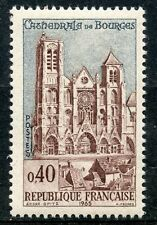 STAMP / TIMBRE FRANCE NEUF LUXE ** N° 1453 ** CATHEDRALE DE BOURGES