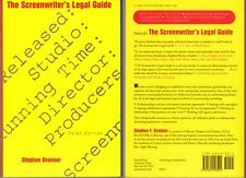 The Screenwriter's Legal Guide - Stephen Breimer (Paperback - Third Edition)