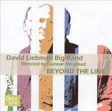 David Liebman,David Liebman Big , Beyond the Line, Excellent, Audio CD