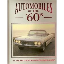 Automobiles of the 60's (1993, Hardcover)