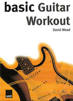Basic Guitar Workout Learn to Play Beginner Lesson Tutor Music Book