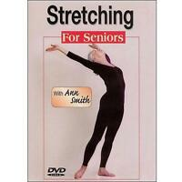 Stretching for Seniors-greater strength, DVD