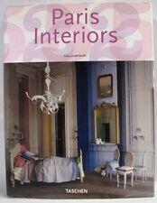 PARIS INTERIORS L. LOVATT-SMITH 2007 TASCHEN ITALIANO SPAGNOLO PORTOGHESE WA703