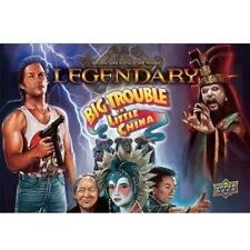 Card Games Big Trouble in Little China - Legendary Deck Building Game