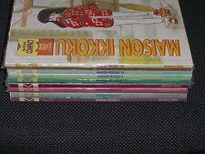 "MAISON IKKOKU N.1 - COLLANA MANCA COMPACT - GRANATA PRESS - BUONO ""N"""