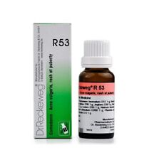Dr. Reckeweg R53 Comedonin Drops 22ml Helps in Acne, pimples & Rashes