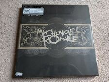 NEW / SEALED My Chemical Romance - THE BLACK PARADE Vinyl - 2007 DELUXE EDITION