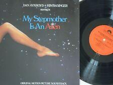 VARI - COLONNA SONORA MY STEPMOTHER IS AN ALIEN  LP, 1989, GERMANIA. RARO*