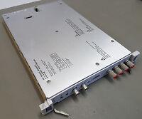 HP E1411B 5 1/2 - DIGIT Multimeter Hewlett Packard HP 75000 VXI Series C