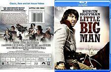 Little Big Man ~ New Blu-ray ~ Dustin Hoffman, Faye Dunaway (1970)