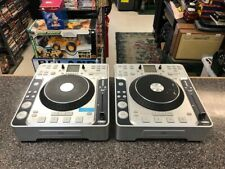 STANTON DJ TABLETOP CD PLAYER WITH MP3 PLAYBACK MIXER TURNTABLE MODEL: C.314