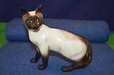 "Lovely VINTAGE Beswick ""GATTO SIAMESE"" Gloss Figurina N. 1897 USC rd6508"