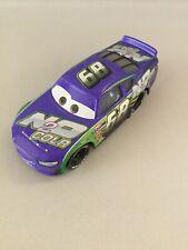 Disney Pixar World of Cars 3 Parker Brakeston N2O Cola # 68 Mattel New, Loose