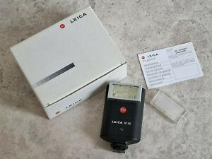 Leica Blitzgerät SF 20. 14414. Flash Unit.