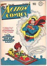 Action Comics #102 F/VF Solid Copy!