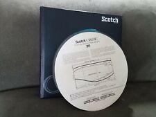 Classic Scotch Reel To Reel Audiotape