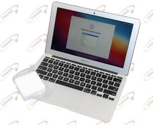 A1465 MacBook Air 2015 2.2GHz i7 5650U 8GB RAM 128GB SSD MacOS 10.15 FREE CASE