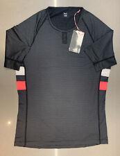 Rapha Brevet Base Layer Short Sleeve Black Size Medium Brand New With Tag