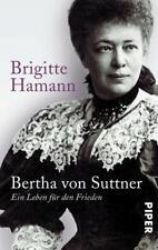 Bertha von Suttner - Brigitte Hamann - 9783492304696