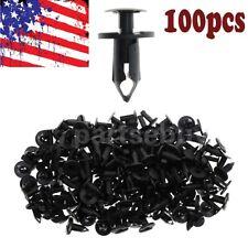 100x for GM 21030249 Chrysler 6503598 8E0825267 1039463 Push Type Retainer Clips