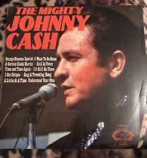 The Mighty JOHNNY CASH - 1971 Vinyl LP - Hallmark SHM804