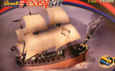 Revell easykits 06850 Piratas Barco 1 :3 50 Fácil encaje a presión-junto del