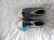 Boys Tu Canvas Shoes Size 4 New with tags RRP £10.00
