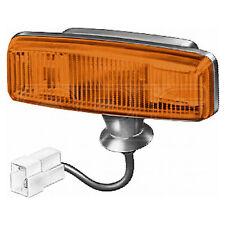 Indicator: Repeater Lamp Side Mount Amber Left | HELLA 2BM 002 847-011