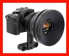 @ Adapter SONY NEX Mount NEX7 FS7 A7S -> Arriflex ARRI PL Lens w/ RODS Support @