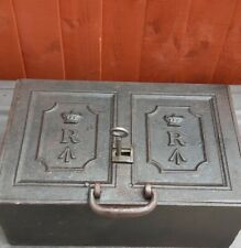 More details for victorian( army revenue strong box)