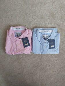 BNWT QUBA SAILS Size 14 Womens Shirt 100% Cotton £58 British Salcombe Devon
