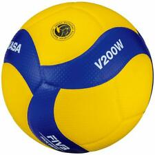 MIKASA JAPAN V200W FIVA Official Volleyball Game Ball size:5