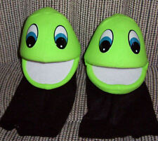 2 Blacklight Garden Peas Ventriloquist Puppets-IN STOCK-nutrition
