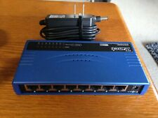 Ethernet Network Desktop Switch 8Port 10/100Mbps Lan Fast Internet Hub