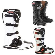 Synthetic Leather Motocross & Off-Road Boots