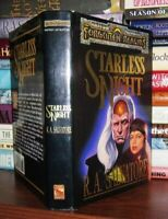 Salvatore, R.A. STARLESS NIGHT  1st Edition 1st Printing