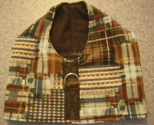 Tan Corduroy Patch Toy Dog Harness Vest Italian Greyhound Xolo Chinese Crested