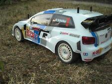 RC Karosserie,Karo WR4, 1:10 WRC Rallye Karosserie, RCWRC Rallye Karosse