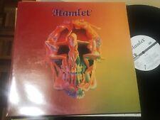 """HAMLET - 12"""" LP VULCANO 91 - HARD ROCK HEAVY METAL - SEXY NUDE COVER"""