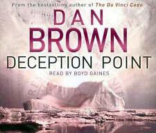 Deception Point (Audio), Brown, Dan, Good Book