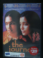THE JOURNEY DVD INDIAN LESBIAN WOLFE 2006 RARE OOP