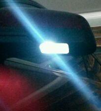 1 PAIR OF FORD RANGER WILDTRAK MODELS UNDER MIRROR PUDDLE LIGHT LED BULBS WHITE