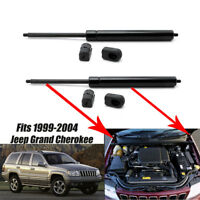 For Jeep Grand Cherokee 1999-04 Front Engine Hood Lift Supports Struts Shocksx2